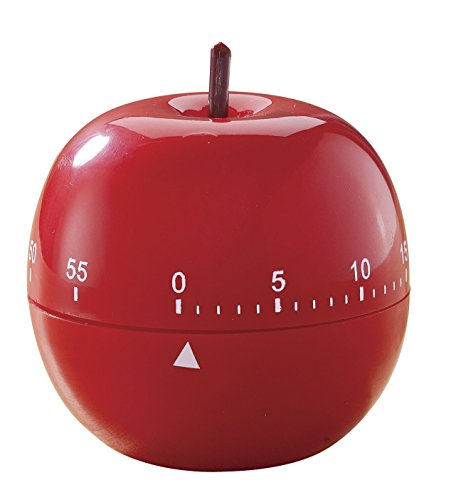 Miles Kimball Red Apple Timer