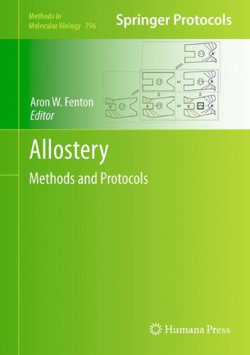 Allostery: Methods and Protocols (Methods in Molecular Biology)