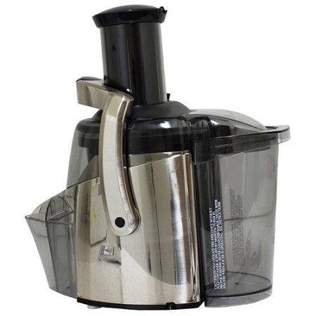 Juiceman 2-Speed Electric Juicer, Stainless Steel, - Beach Sugar Reviews
