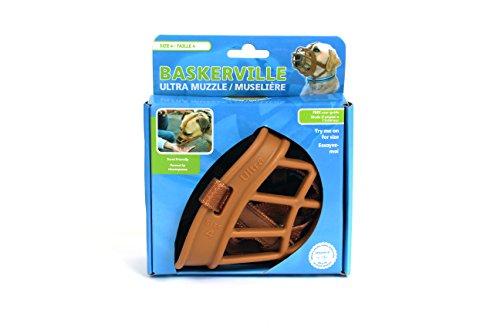 italian basket dog muzzle size 4 - 2