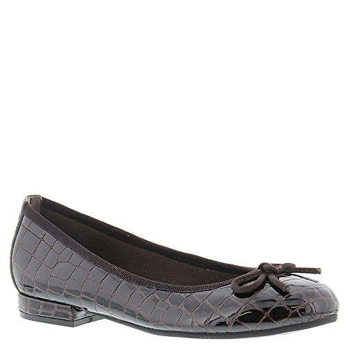 David Tate Womens Jenny Flat Brown PbCoj
