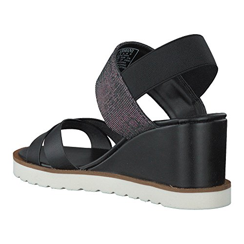 AJ Armani Jeans 925140 Zeppa Donna NERO 39