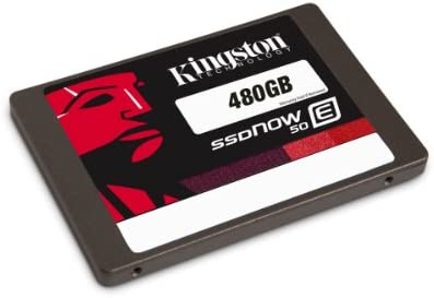 Kingston SSDNow E50 - Disco duro sólido interno SATA 3 de 480 GB ...