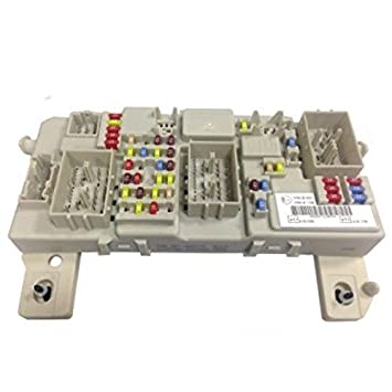 genuine ford focus inc c max kuga gem module fuse box 1712211 genuine ford focus inc c max kuga gem module fuse box 1712211