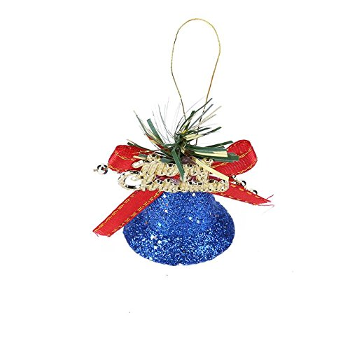 Accessories Fashion - 6pcs Box Christmas Tree Hanging Bells Jingle Pendant Party Fashion Decoration Ornaments Xmas Gift - Book Women