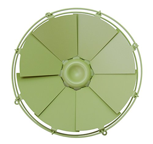 (TPI RD5175 Radial Diffuser for 5100 Series Horizontal or Vertical Mounted Fan Forced Unit Heater, 60-70KW)