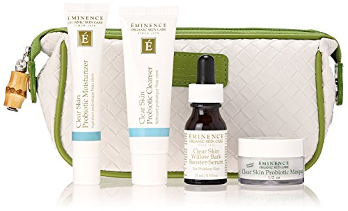 Vitamin E Skin Care Starter Kit - Eminence Clear Skin Starter Set