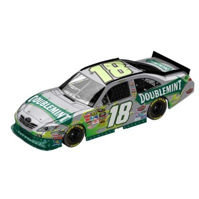 kyle-busch-2011-action-164-18-doublemint-gum-toyota-diecast-cvs-pharmacy-exclusive-hard-to-find