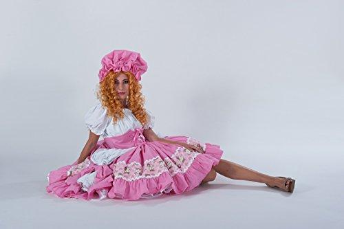 Miss Bo Peep Costumes (Womens Little Bo Peep Halloween Costume Custom Size)