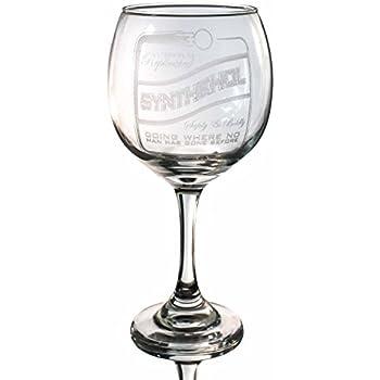 20oz Synthehol Wine Glass L1