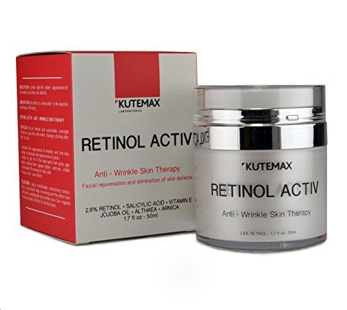 Retinol Cream Face Neck Zone product image