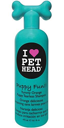Puppy Fun!! Tearless Shampoo, 16.1oz Yummy Orange 1