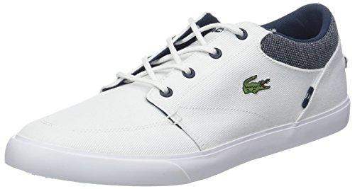 Wht Bianco 318 1 Lacoste Sneaker Cam Nvy Uomo 042 Bayliss SUnqx0