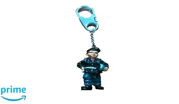 Giemme artículos de promoción-Llavero Agente rápida Policía ...