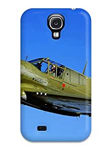 JohnAHerrera Perfect Tpu Case For Galaxy S4/ Anti-scratch Protector Case (curtiss P-40 Warhawk)