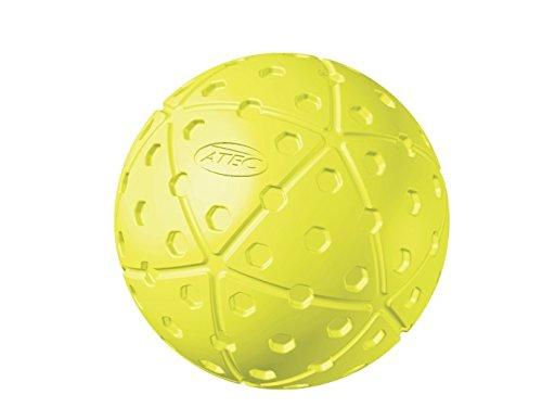ATEC HI Per X-ACT Baseball (Pack of 12), Optic Yellow