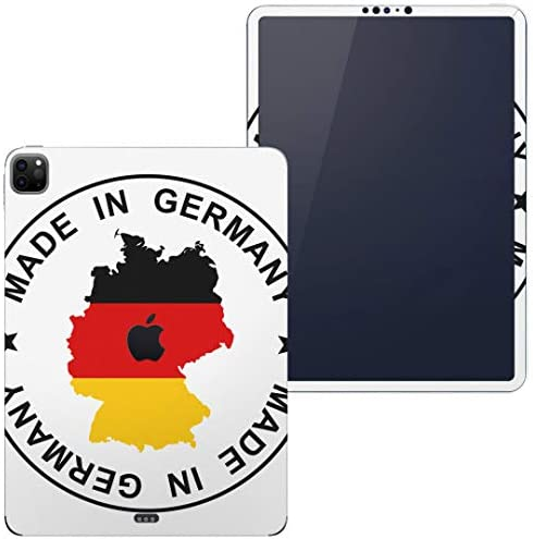 igsticker iPad Pro 12.9 インチ inch 2020 対応 シール apple アップル アイパッド 専用 A2229 A2069 全面スキンシール フル タブレットケース ステッカー 保護シール 003587 クール 外国 国旗