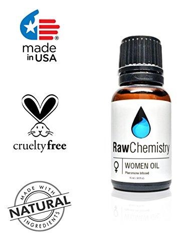 Pheromones For Women Pheromone Perfume Oil [Attract Men] Elegance, Extra Strength Human Pheromones Formula by RawChemistry (15ML Concentrate)