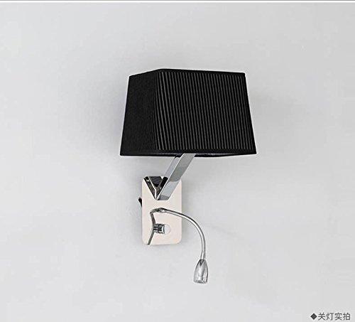 MMYNL Moderne E27 Antik Wandlampe Vintage Wandlampen Wandleuchten für Schlafzimmer Wohnzimmer Bar Flur Bad Küche Balkon Nachttischlampe lösen führte kreatives Licht Wandleuchte