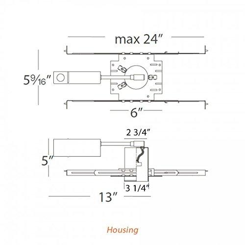 Amazon.com: WAC Lighting HR-802 Recessed Low Voltage New ... on