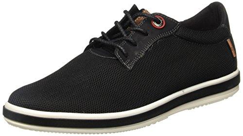 Levi's L217104 Zapatillas para Hombre, Color Negro, 29