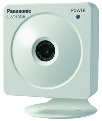 BL-VP104WP  HD - H.264 Wireless Network Camera,  (White)