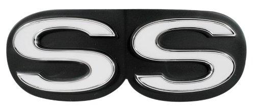 68-72 II/NOVA SS GRILLE EMBLEM