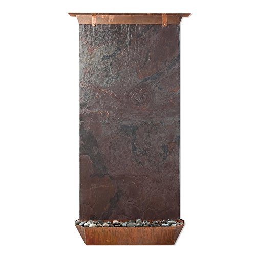 Lightweight Slate Wall Fountain - 1