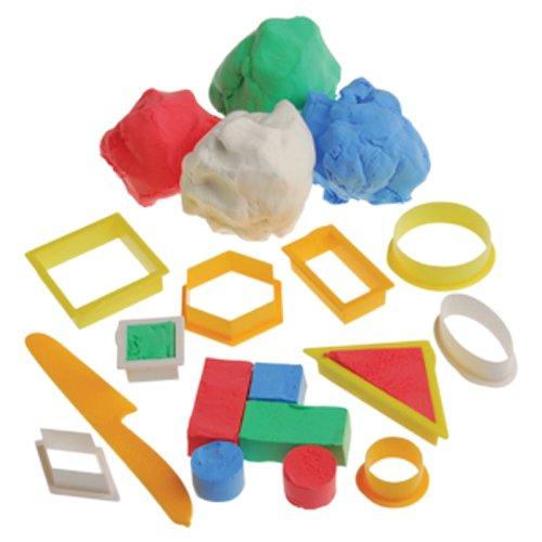 Children's Bubber Smart Shapes- 13 Piece Art Set
