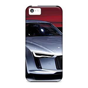 New Arrival Case Specially Design For Iphone 5c (audi E Tron 2010 New)