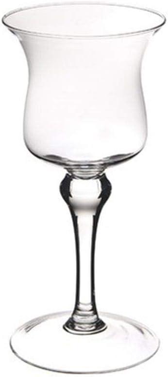 SWEET HOME Vaso Calice in Vetro cod.VA00691LU cm 29h diam.13 by Varotto /& Co.
