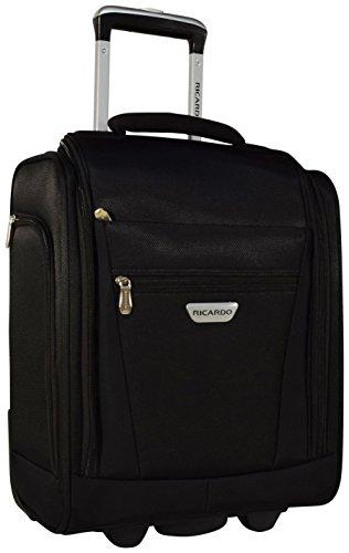 "Ricardo Eureka 16"" Carry On Under Seat Bag (Black)"