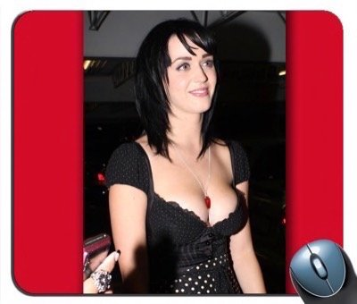 Katy Perry g1 6 Mouse Pad