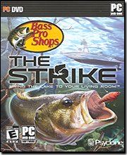 The Strike Fishing Game PC Software