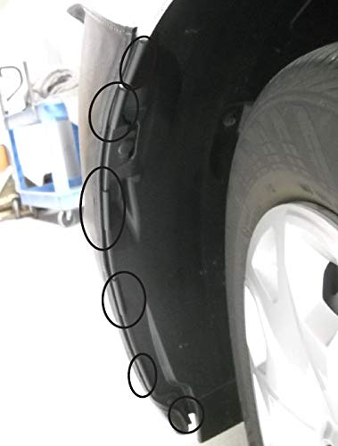 Car Mask Bra Fits Ford Van Transit Connect 2014-2018 Without The Park SENSORS Lebra 2 Piece Front End Cover Black