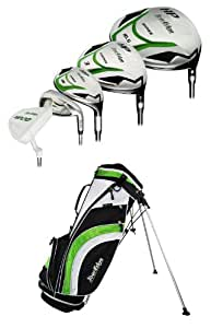 Tour Edge HP20 Golf Club Senior Box Set, Right Hand, Graphite