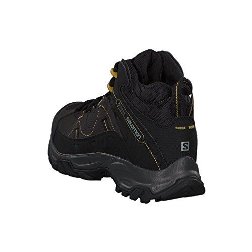Soufre Salomon De Randonnée Vert Hommes Phantom Chaussures Noir Chaussures De SU0HwBqB