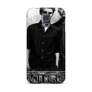 Samsung Galaxy S5 IVm11857nsOW Allow Personal Design Fashion Muse Band Series Protective Phone Covers -KevinCormack