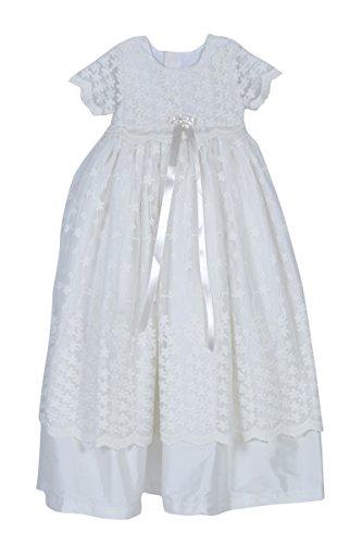 Alencon Lace Gown - 8