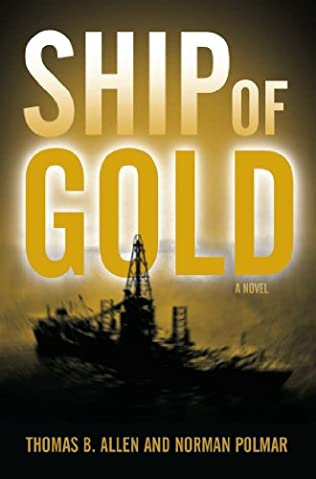 book cover of Ship of Gold