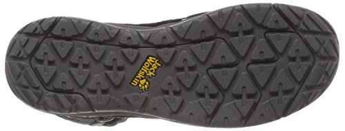 Black Rise High Wolfskin Jack W Mujer 6000 Zapatos para Vancouver de Texapore Senderismo Negro d7n0qZYw