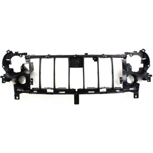 Perfect Fit Group J040905 - Liberty Header Panel, Grille Reinforcement, Thermoplastic, W/ Fog Lamps