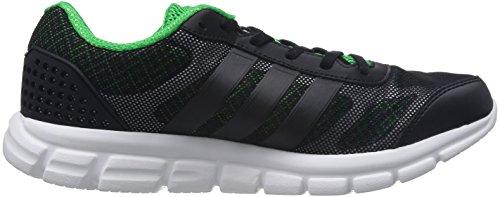 Sneaker Black 202 black 1 S14 Green 2 Adidas Breeze Taglia Performance Nero Vivid xIqnzwaOE