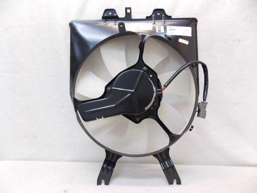 Honda Odyssey A/c Condenser (AC A/C CONDENSER COOLING FAN FOR HONDA ODYSSEY 3.5L V6 6CYL HO3117101)