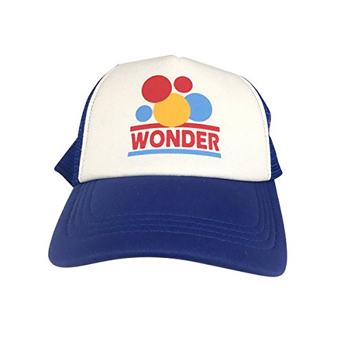 Wonder Baseball Cap Ricky Bobby Talladega Nights 26 Costume Hat Bread (Talladega Nights Ricky Bobby Costumes)