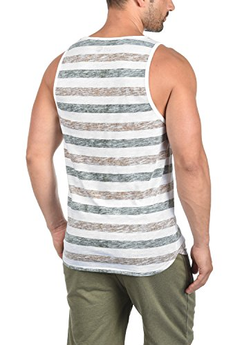 Cinnamon 5056 nbsp; Top Homme Tank Mende solid vXw68X