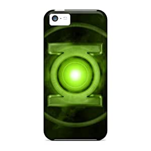 Shock Absorbent Hard Phone Cases For Iphone 5c With Allow Personal Design High Resolution Green Lantern I4 Image EricHowe