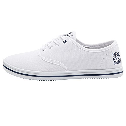 White Foundation Quiksilver Shoes Milo Canvas KRMSL373 Men's fxqF8
