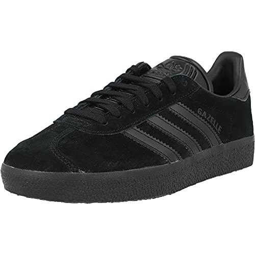 Adidas Gazelle, Zapatillas para Hombre, Negro (Core Black/Core Black/Core Black 0), 44 2/3 EU