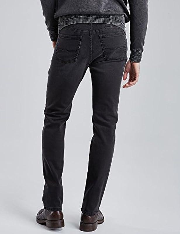 Spodnie jeansowe Pioneer RANDO dla mężczyzn, kolor: niebieski, rozmiar: W36/L30: Odzież